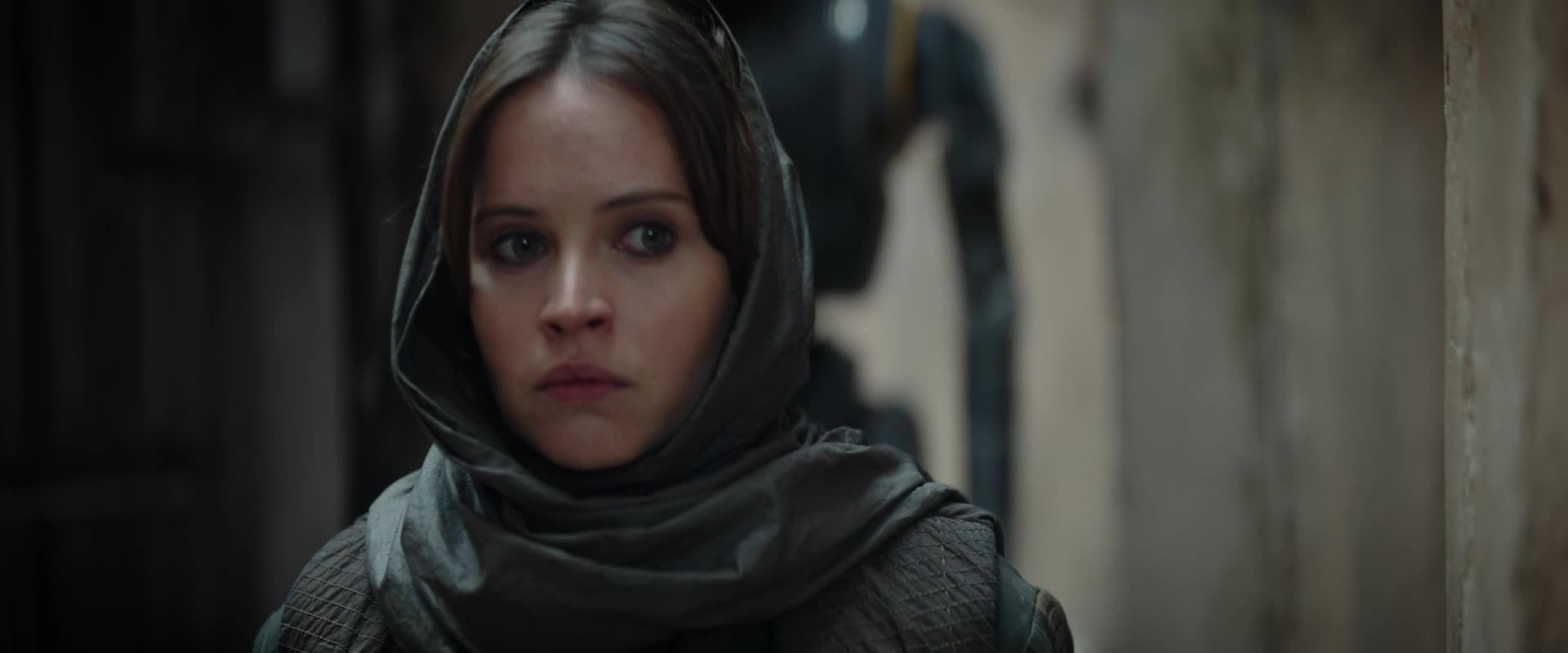 ROGUE ONE A STAR WARS STORY : bande annonce