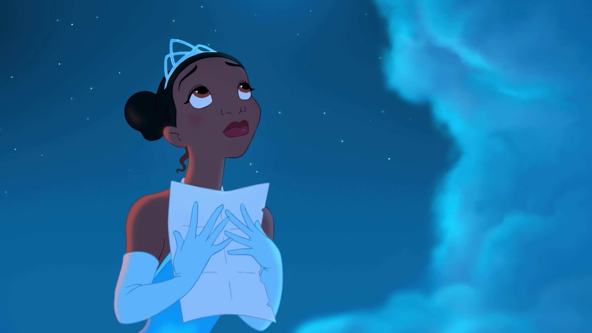 Crois en tes Rêves, Princesse avec Tiana