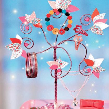 L'arbre à bijoux
