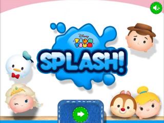 Tsum Tsum Splash