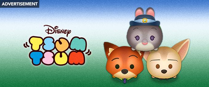 Disney Tsum Tsum App