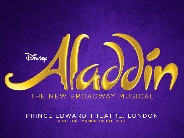 Aladdin on Stage
