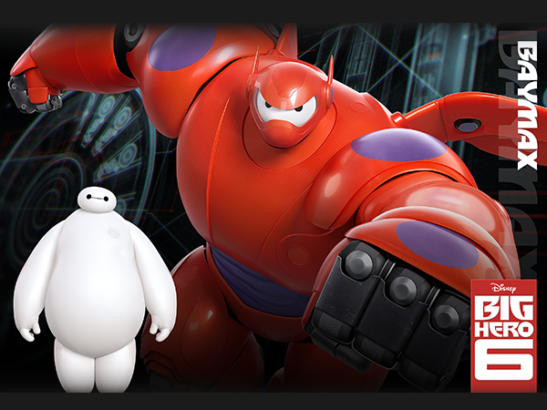 Big Hero 6 Wallpapers