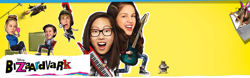 Bizaardvark - Exclusive Preview (Homepage - Large Hero Promo)