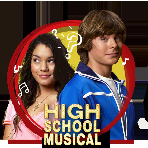 High School Musical (Show Nav Link)