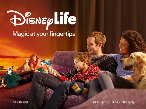 Join DisneyLife Today