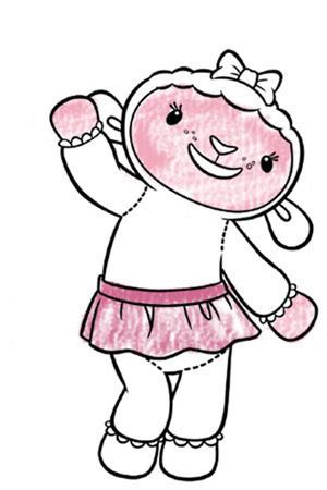 Doc McStuffins Valentine's Cuddle Voucher