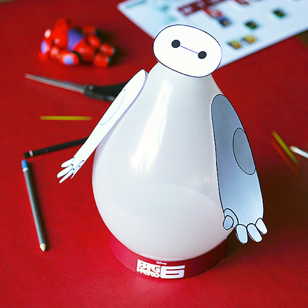 Baymax Balloon