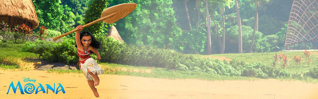 UK - Homepage - Moana Animated Hero