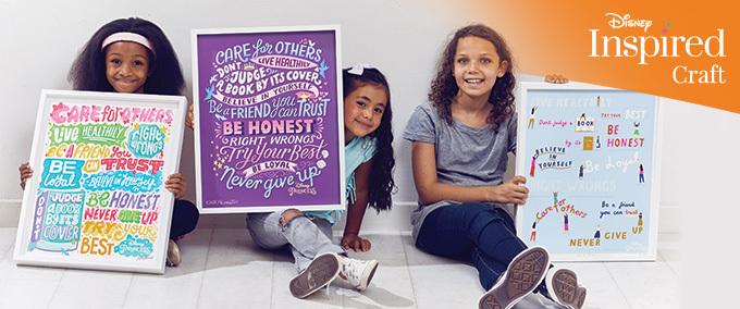 Modern Princess Principles Posters