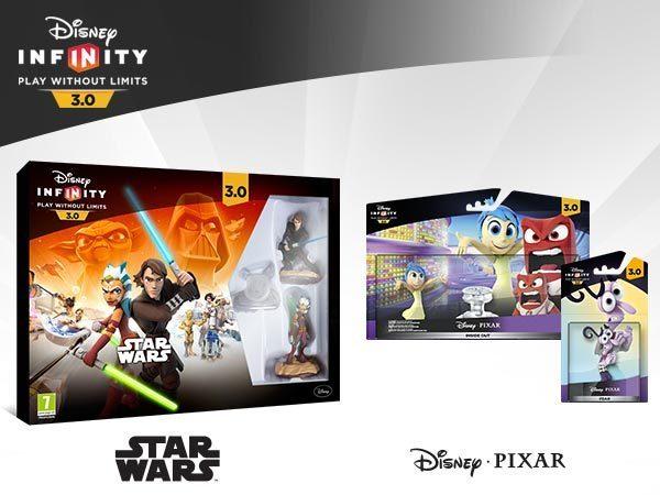 Win Disney Infinity 3.0 Prizes