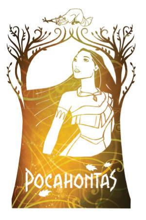 Pocahontas Storybook