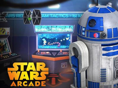 Star Wars Arcade