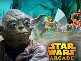 Star Wars Arcade – Yoda's Jedi Training