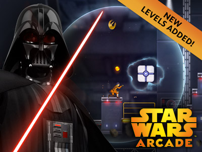 Team Tactics - Star Wars Arcade