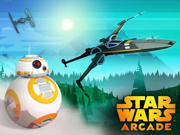 X-wing Fighter - Star Wars Arcade