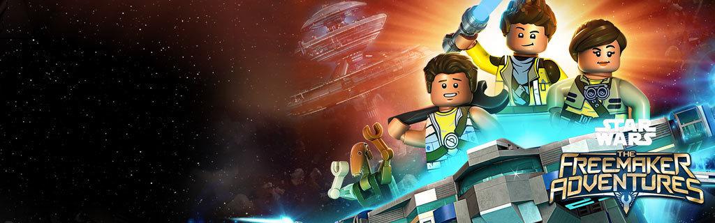 Lego SW Freemaker Hero