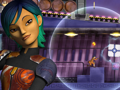 Star Wars Arcade - Team Tactics