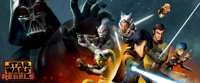 Star Wars Rebels Exclusive Preview