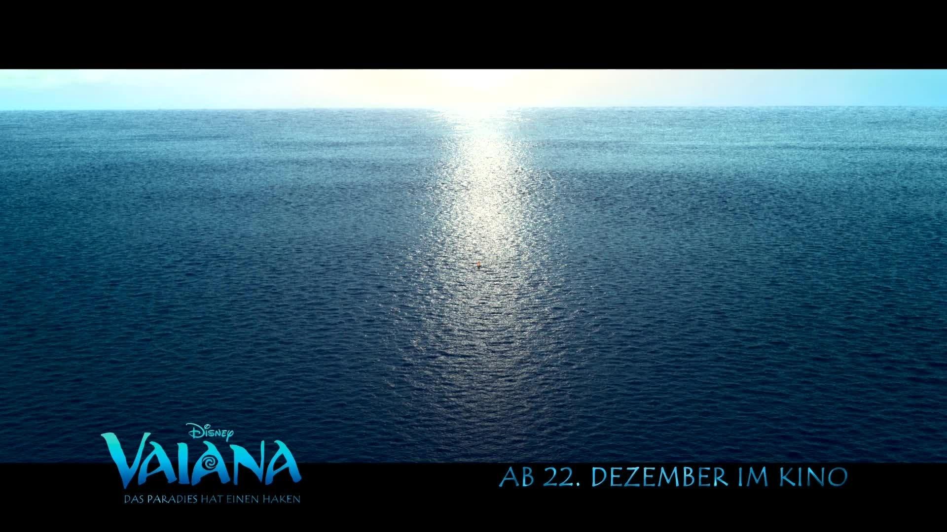 VAIANA - 3. offizieller Trailer (deutsch | german) - Jetzt im Kino | Disney HD