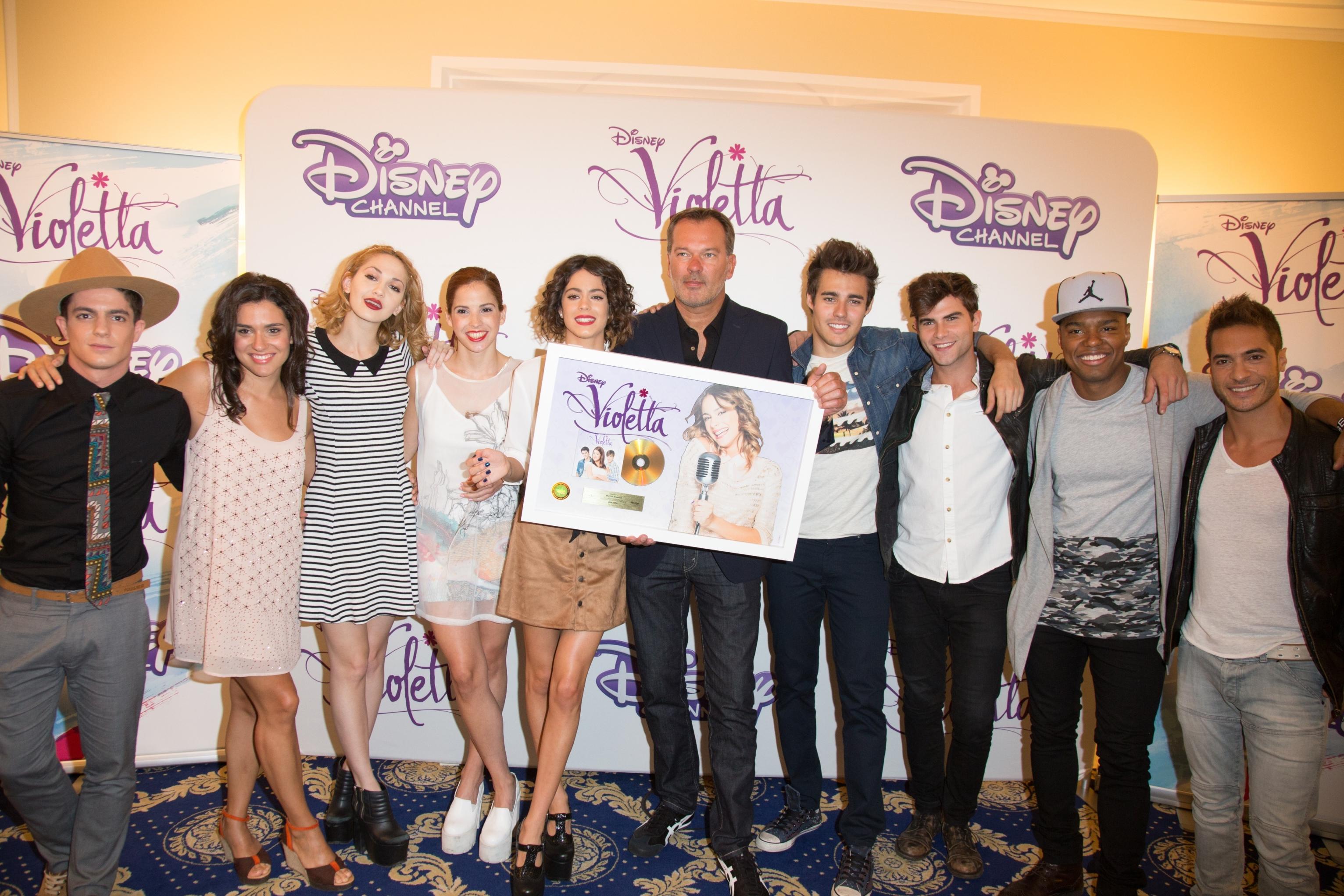 Violetta Disney Koeln Von