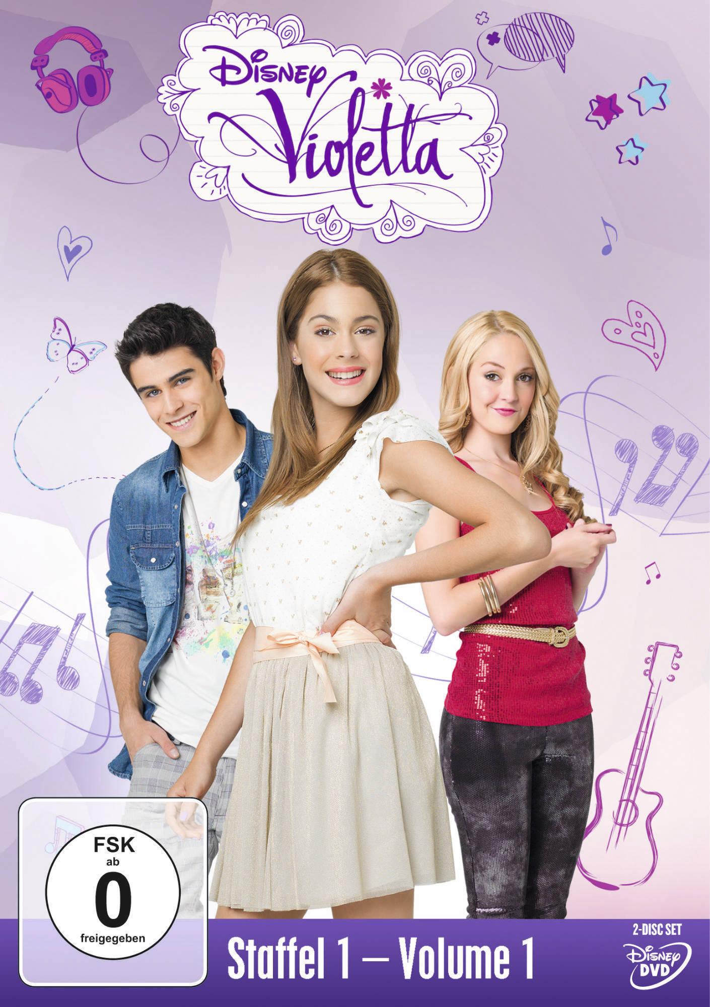 Violetta Staffel 1