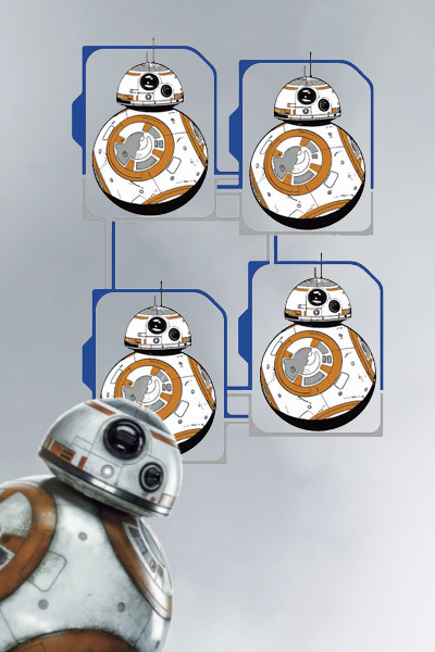Le vrai BB-8