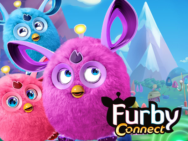 Win a Furby Connect
