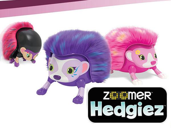 Win 1 of 4 Zoomer Hedgiez